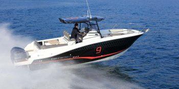 Le Cap Camarat 9.0, vainqueur du Motor Boat Award