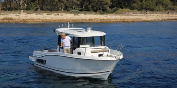 Jeanneau Merry Fisher 795 Marlin, le SUV des mers