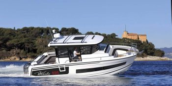 Le Merry Fisher 895 Marlin remporte le Motor Boat Award 2020.