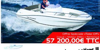 Faites le plein de sensations avec le Cap Camarat 6.5CC.