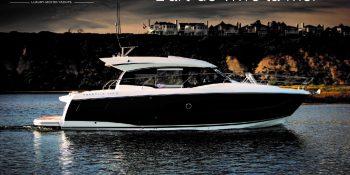 Turquoise Yachting distribue Prestige Yachts
